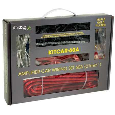 Kit cabluri auto KITCAR60A
